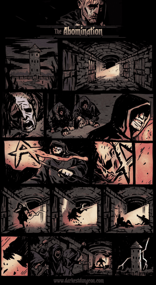 Abomination Character Comic